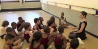 Ballet Tech - Preview of Classes